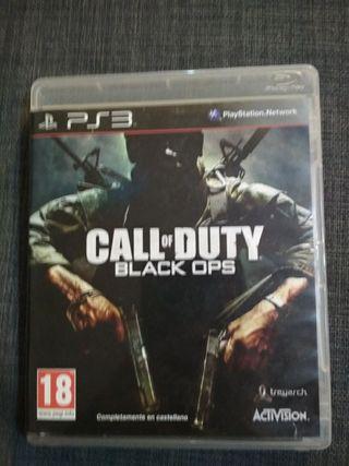 Call Of Duty Black Ops para PS3