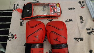 Guantes boxeo