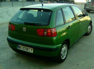 Seat Ibiza,Motor:1.4MPI