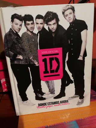 Libro oficial One Direction