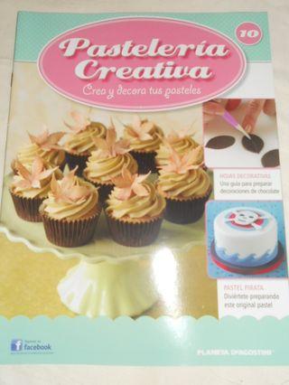 Revista Pastelería Creativa Nº10