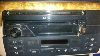 pantalla AEG casi nueva