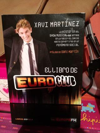 El libro de Euroclub de Xabi Martinez