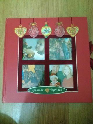 Album fotos Navidad