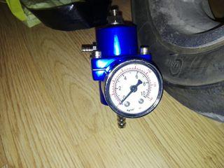 Regulador de presion gasolina