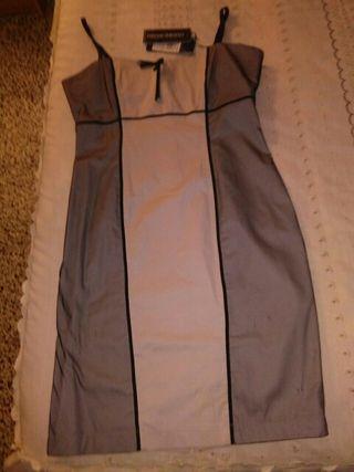 Vestido de firma italino