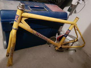 Cuadro bicicleta BH bmx