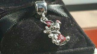 Genuine Pandora Piglet charm