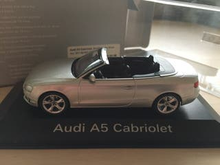 Maqueta Audi A5 Cabriolet