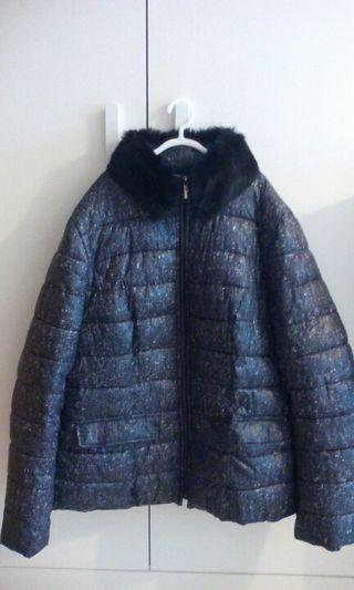 abrigo plumas El corte Ingles