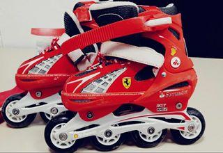 Patines Ferrari