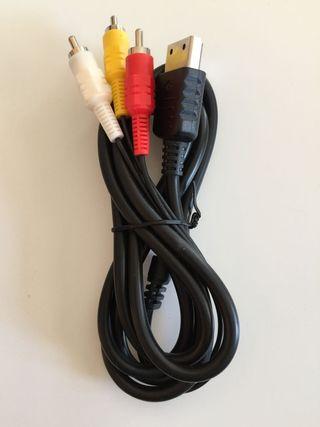 cable de video para sega dreamcast