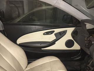 interior BMW SERIE 6