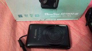 Canon camara fotos video