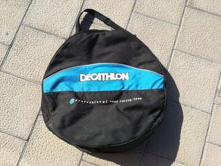 Funda para juego de ruedas decathlon