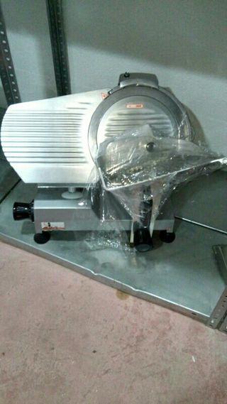 cortadora de fiambre embutido de 220mm