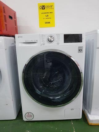 lavadora 9kg LG