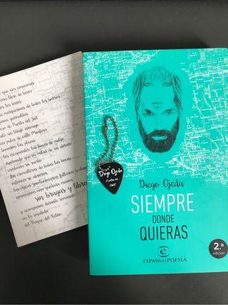 Diego Ojeda libro más regalos