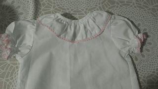 Camisa bebe Talla 6 meses