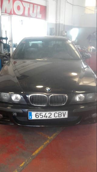 BMW Serie m 5 año 2000