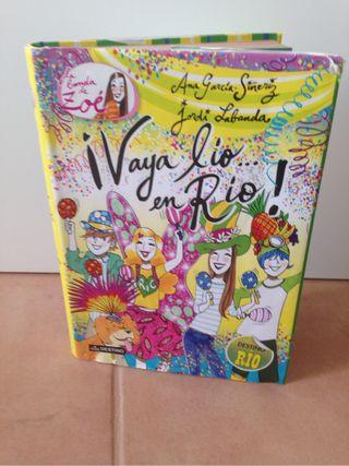 Libro VAYA LIO EN RIO