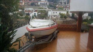 Barca glastron 110cv