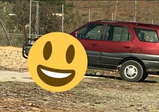 Tata Grand safari 2004