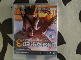 juego uncharted ps3