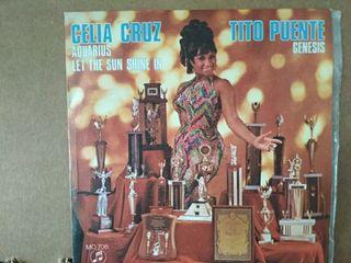 Single Celia Cruz y Tito Puente