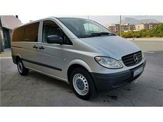 Mercedes-benz Vito 115CDI L Larga 2010