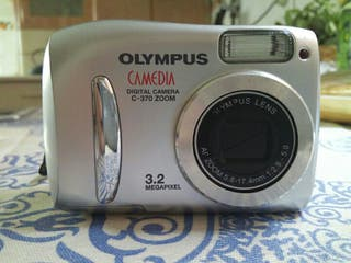 Cámara digital olympus C-370 Zoom