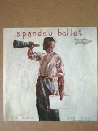 Single Spandau Ballet
