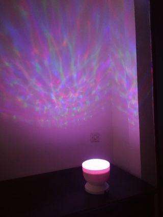 Proyector luz LED