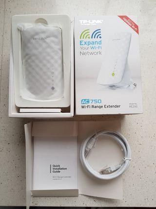 TP-LINK RE200 Extensor de cobertura Wi-Fi