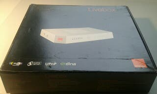 Router Orange livebox