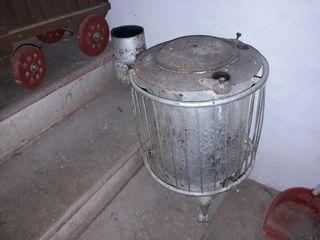 estufa de leña