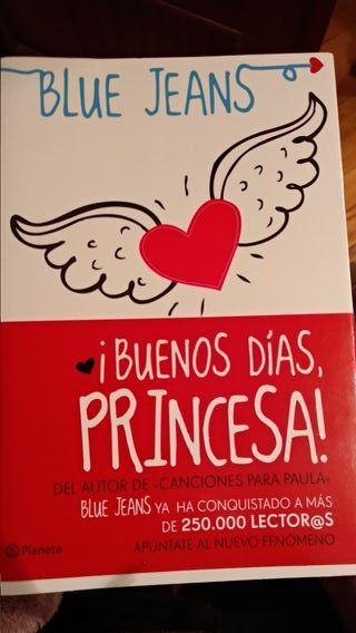 Libro '¡Buenos días, princesa!'
