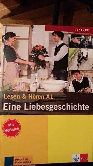Libro EINE LIEBESGESCHICHTE