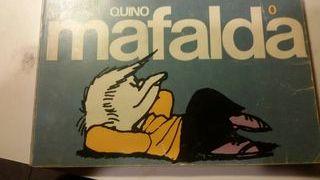 Mafalda, tebeos de Quino