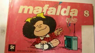 Mafalda, tebeos de Quino, n 8