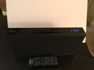Sistema de Audio Sony CMD-X3CD