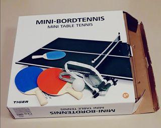 mini ping pong de Tiger