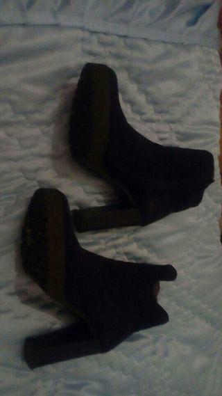 Zapatos tacon mujer