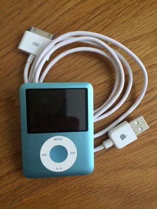 iPod Nano 8GB Azul