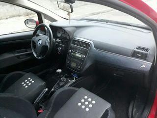 Fiat Punto 2007,diesel ITV resien pasada