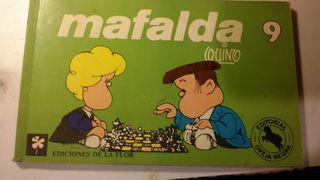 Mafalda, tebeos de Quino, n 9