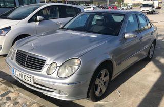 Mercedes Benz clase E 270cdi Avantgarde