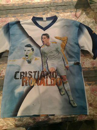 camiseta talla M y XL