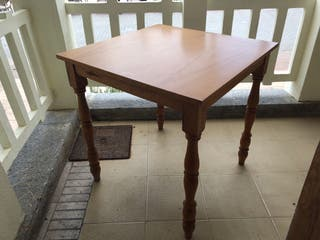 10 Mesas de madera para restaurante