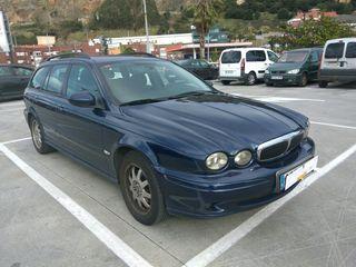 Jaguar X-Type 2004 2.0D